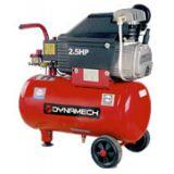 Dynamech LW-2502 Αεροσυμπιεστής Μονομπλόκ 2,5HP 50 lt