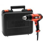 Black & Decker KX2200K Πιστόλι Θερμού Αέρα 2000W + 8 Εξαρτήματα