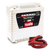 Telwin Touring 11 Αυτόματος φορτιστής – συντηρητής μπαταριών